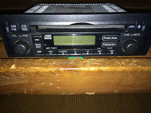 Car Stereo - 2001 honda Civic