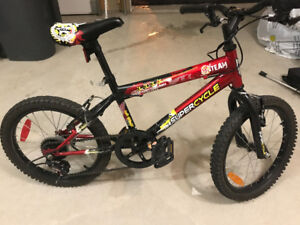 """Super Cycle 20""""- Boys -  5-speed grip shifting system"""
