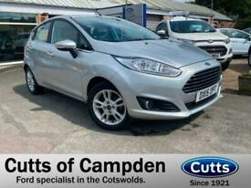 image for 2015 Ford Fiesta 1.6 Duratec Zetec Powershift (105ps) HATCHBACK Petrol Automatic