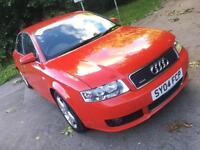 Audi A4 1.9TDI 130 2004MY quattro Sport