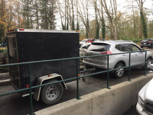 Utility trailer for rent