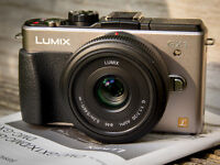 Lumix GX-1 with 20mm f1.7 lens