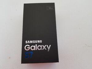 GALAXY S7, UNLOCKED, NEW IN SEALED BOX, $450 OBO
