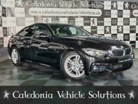 2019 19 BMW 4 SERIES 2.0 420D M SPORT GRAN COUPE 4D 188 BHP DIESEL