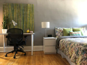 Room for Summer Sublet in Centretown near Museum of Nature