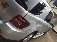 Mercedes ml 280 diesel sport auto