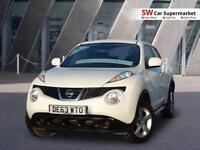 Nissan Juke Visia 1.6L 5dr