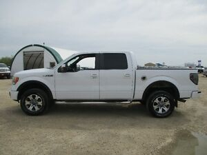 2010 Ford F-150 FX4 Crew Leather 4x4