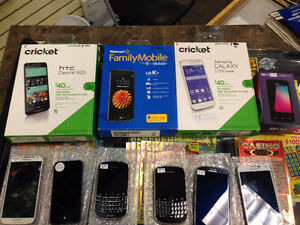 Unlocked Brand and Used/Refurbished Cellphones