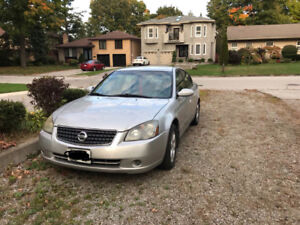 2005 Nissan Altima 2.5S For Sale