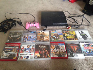 Selling Playstation 3, Universal HDMI Gaming Cable included London Ontario image 1