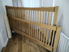 Super King Size Solid Oak Bed Frame From House Of Oak Can Deliver