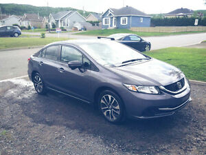 2015 Honda Civic EX | Transfert de location 146$ / 2 sem