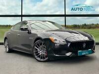 2017 Maserati Quattroporte 3.0 TD GranSport 4dr