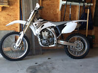 2007 YZ450f trade for 300xc