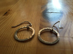 Silpada silver earrings