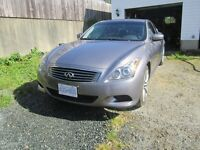 2008 Infiniti G37S will trade for SUV!
