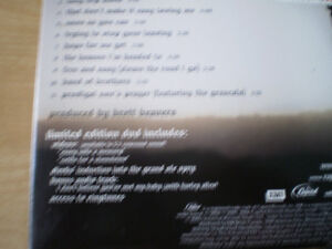 Dierks Bentley Long Trip Alone - Limited Edition CD DVD London Ontario image 3