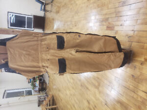 Mens dickies heavy duty outdoors overalls
