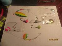 Worm Harnesss Spinners