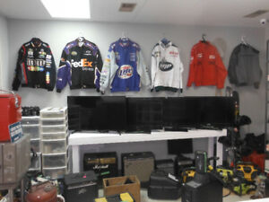 Nascar Collectibles! ***Forest City Pawnbrokers***