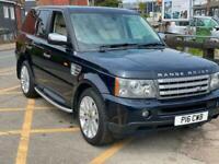 2006 Land Rover Range Rover Sport 4.2 V8 Supercharged 5dr Auto ESTATE Petrol Aut