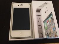 iPhone 4S 16 GB with Rogers.
