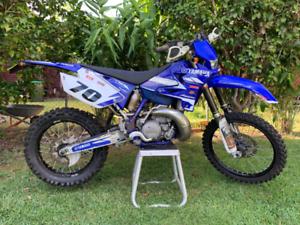 Yamaha Yz250 wr two stroke full nsw rego