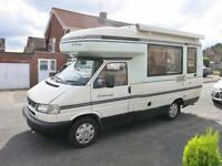 Auto - Sleeper Clubman GL - Quality 4 Berth Motorhome For Sale