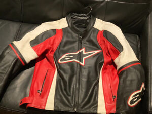 Motorcycle Jacket Alpine Allstar
