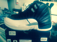 Jordan 12 playoffs size 9
