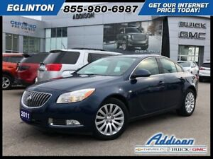 2011 Buick Regal CXL w/1SBCXL One owner, accident free