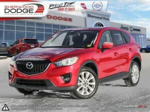 2014 Mazda CX-5 GT  LEATHER SEATS | SUNROOF | HEATED SEATS | BAC