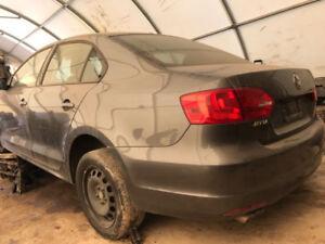 2011 VOLKSWAGEN JETTA for parts
