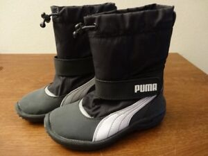 New Toddler Puma Winter Boots (Size 11)