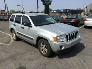 Jeep Grand Cherokee 4X4 LAREDO 2006