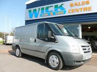 2010 Ford TRANSIT 260 LIMITED LR SWB 115ps Van Manual Medium Van