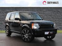 "2008 58 Land Rover Discovery 3 2.7TD V6 GS 7 SEATER 22"" ALLOYS PRIVACY GLASS"