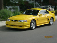 1995 Ford Mustang cui Coupé (2 portes)