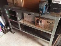 Workbench steel