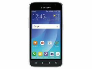 UNLOCKED New Pentaband Samsung Galaxy J1 (2016) Compatible with Freedom Chatr Cityfone Fido Bell Virgin Rogers Vidéotron