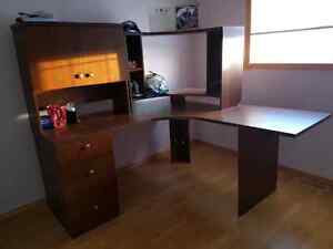 A desk for sale