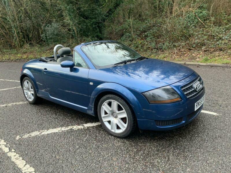 2005 Audi TT 1.8 T Roadster 2dr Convertible Petrol Manual ...