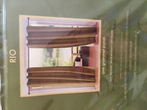 BN 2 Outdoor Curtains with Grommets