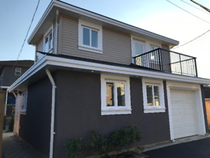 Brand New 2 Bedrooms Laneway House for Lease 850 sqft