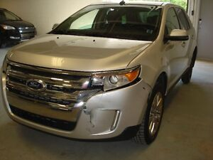 2013 Ford Edge LIMITED BODY MAN SPECIAL SOLD SOLD