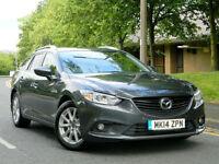 2014 Mazda Mazda6 2.2TD ( 150ps ) SKYACTIV-D Nav Tourer SE-L