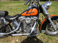 Harley Davidson FLSTC 1986 Heritage Softail BEST OFFER, MUST GO