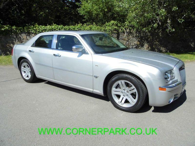 2007 chrysler 300c crd rhd saloon diesel in neath port for Chrysler 300c diesel