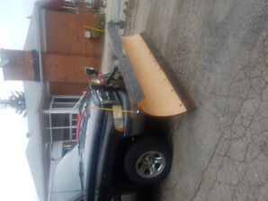 Ram with plow for sale need gone this weekend